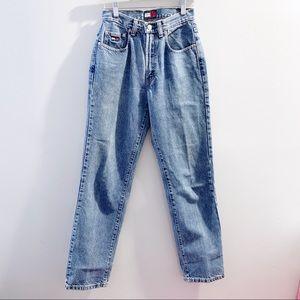 Vintage 90s Tommy Hilfiger High Waisted Jeans